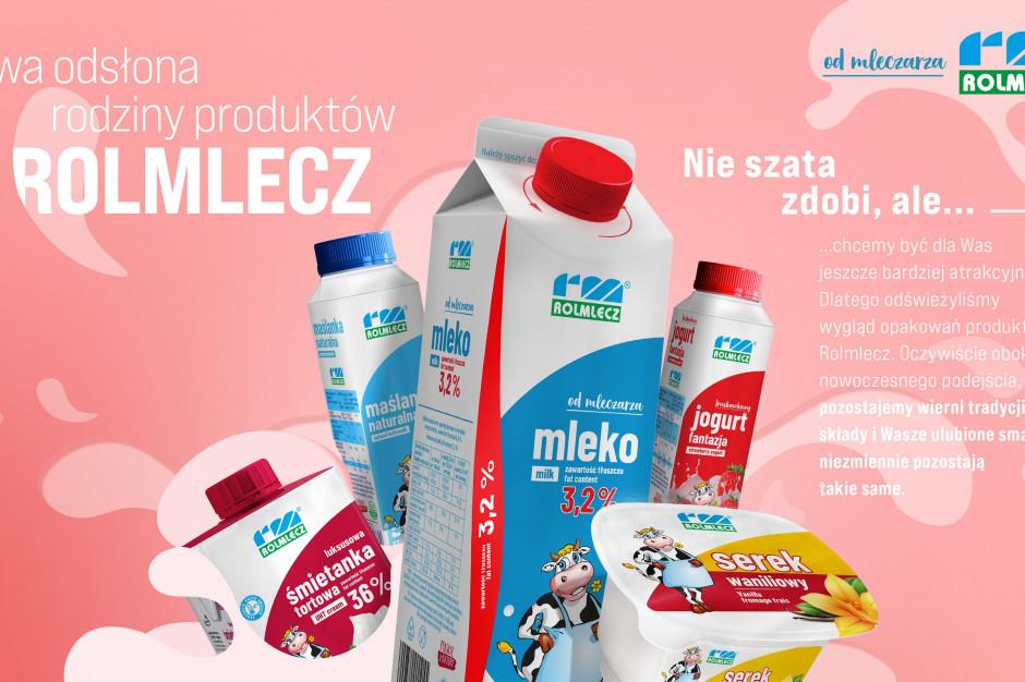 Mlekpol inwestuje w markę Rolmlecz
