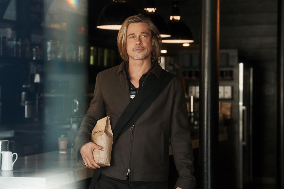 Brad Pitt ambasadorem marki De'Longhi