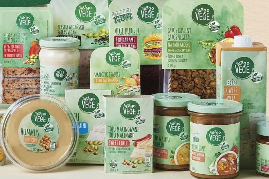 50 produktów dla wegan i wegetarian w stałym asortymencie Biedronki