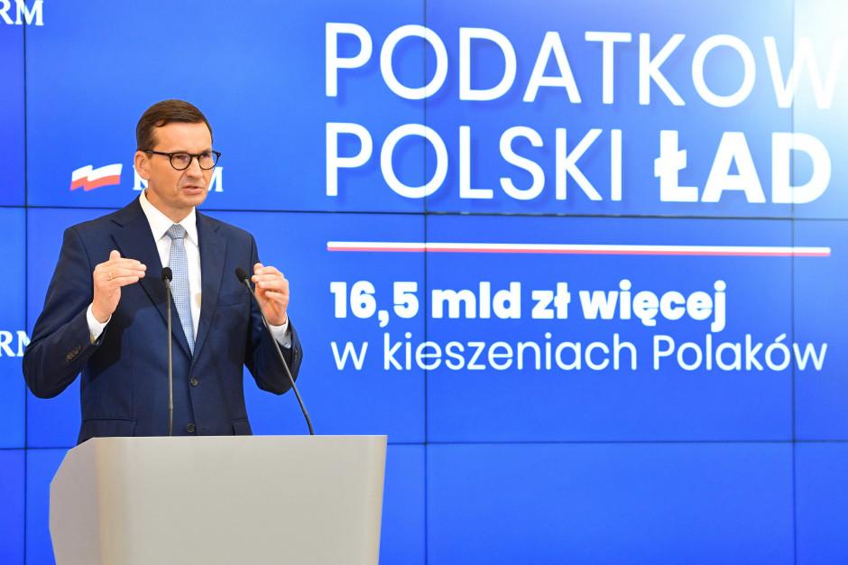 KPRM: Na Polskim Ładzie zyska niemal 18 mln Polaków