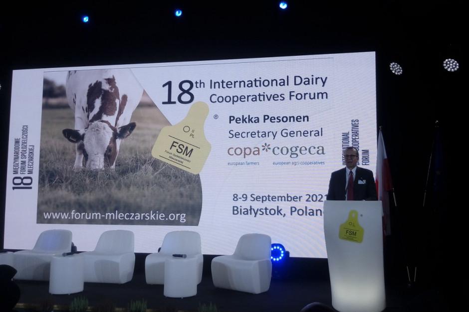 Copa-Cogeca: KE nie wysłuchuje rolników i ignoruje rzeczywistość