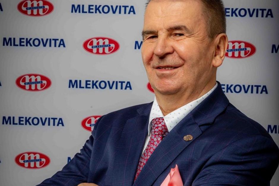 Mlekovita zwycięzcą Rankingu Spółdzielni Mleczarskich na FSM