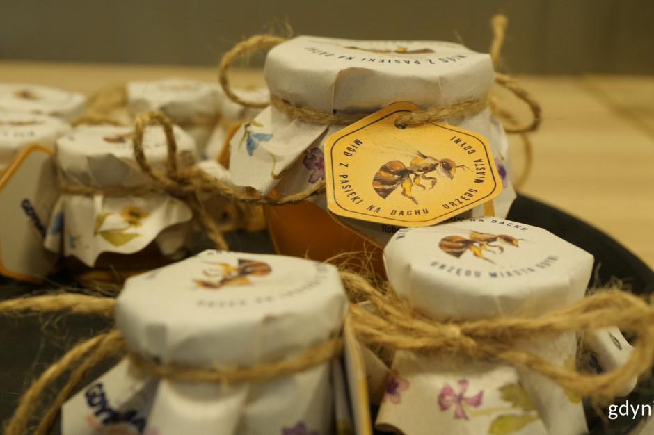 Gdynia: Rekordowy sezon miejskich pszczół