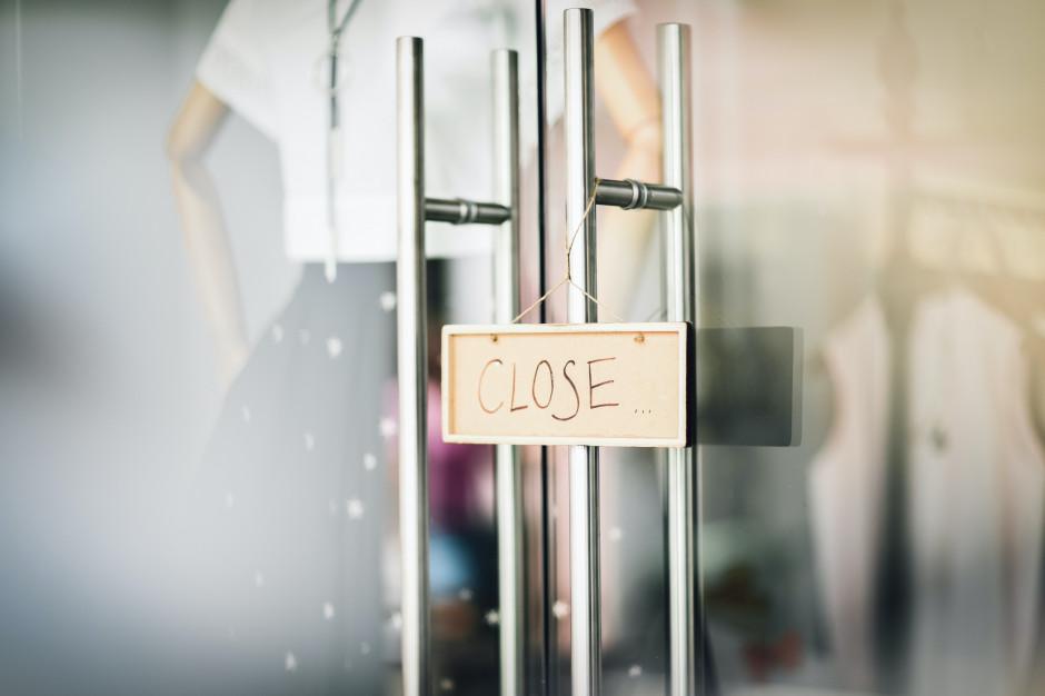 W niedzielę sklepy zamknięte