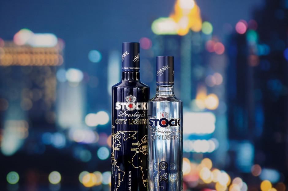 Stock Polska z limitowaną edycją Stock Prestige Vodka
