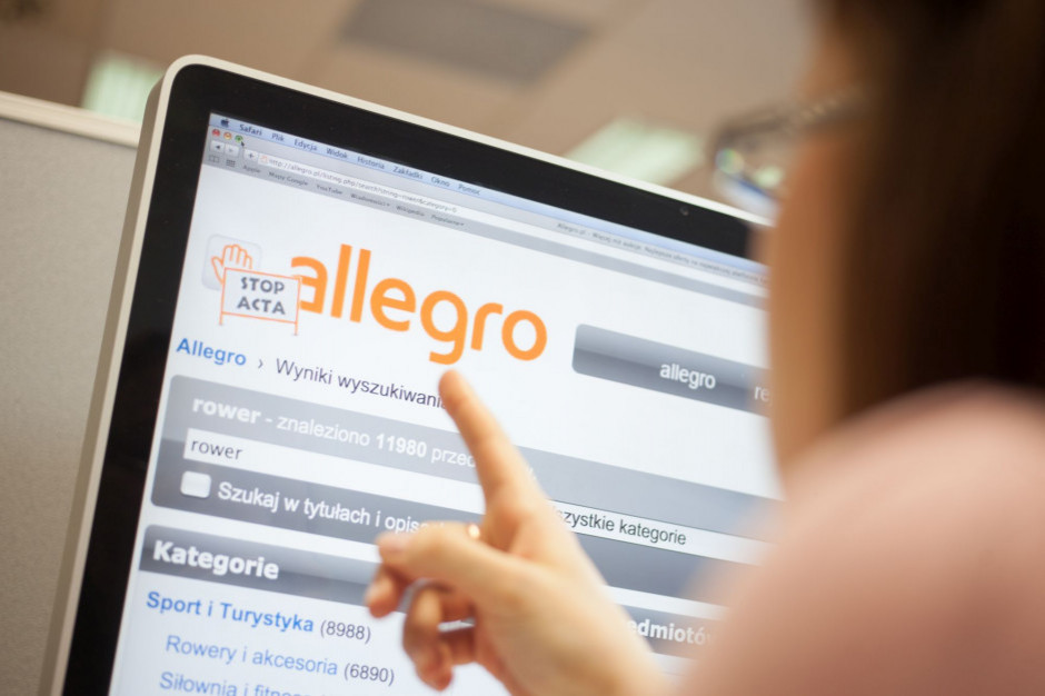 Allegro uruchamia pilotaż usługi fulfillment