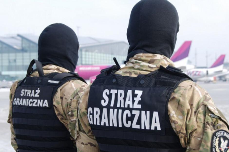 Przemyt papierosów udaremniony na polsko-ukraińskiej granicy