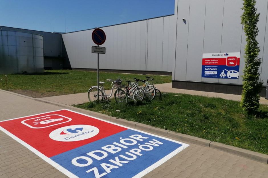 Carrefour rozwija Carrefour Drive