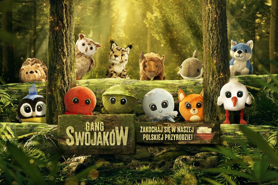 Biedronka: ponad milion maskotek Gangu Swojaków w rękach klientów