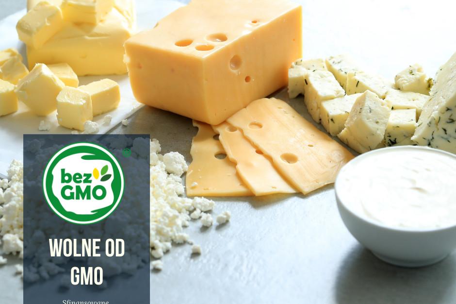 Mleczarnie coraz częściej produkują bez GMO