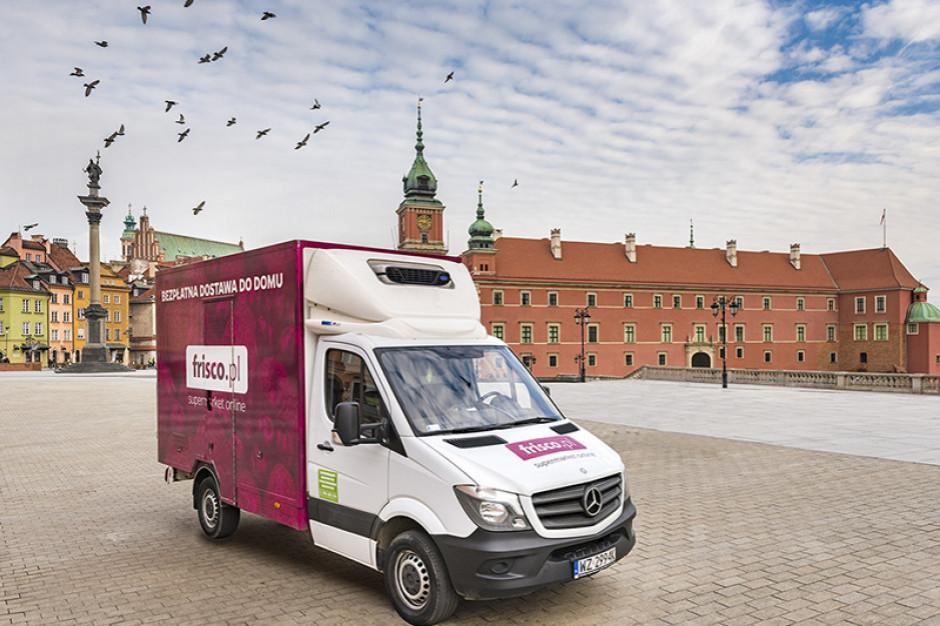 Frisco.pl wkracza do Krakowa