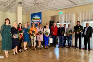 Prezes Hochland Polska spotkał się z emerytowanymi pracownikami