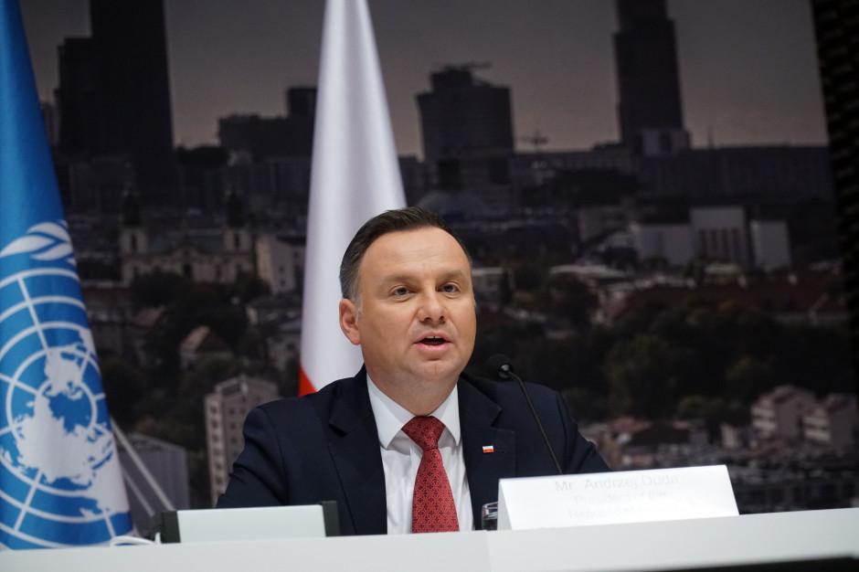 Andrzej Duda ocenił Zielony Ład i Polski Ład dla rolnictwa
