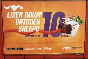 Aplikacja Lisek.app dostępna w Piasecznie