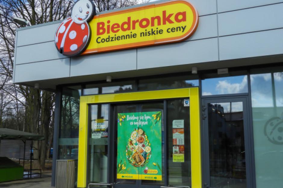 Biedronka wykonuje decyzję UOKiK: 7,5 mln zł na bony dla konsumentów