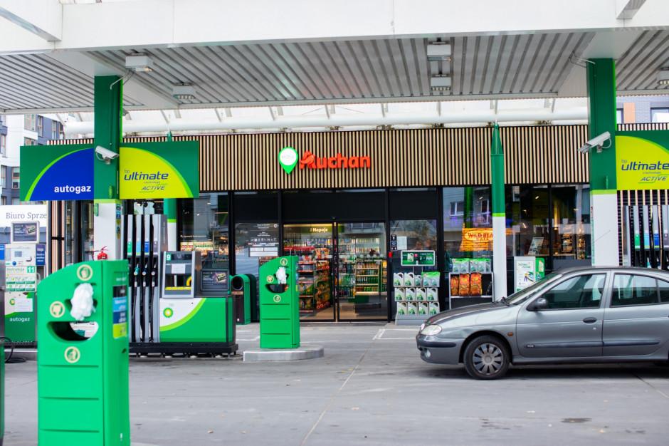 BP i Auchan Retail rozszerzają współpracę