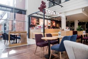 Coca-Cola sprzedaje kawiarnie Costa Coffee w Polsce i na Łotwie