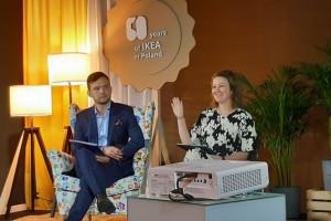 IKEA od 60 lat związana z Polską