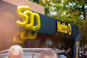 Netto ma 500 sklepów. 100 z nich jest w miejsce Tesco