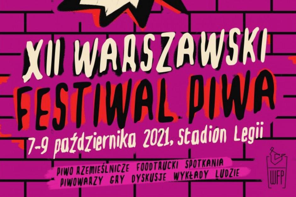 Warszawski Festiwal Piwa powraca na Legię