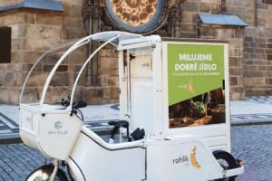 Rohlik Group zainwestuje 400 mln euro w automatyzację