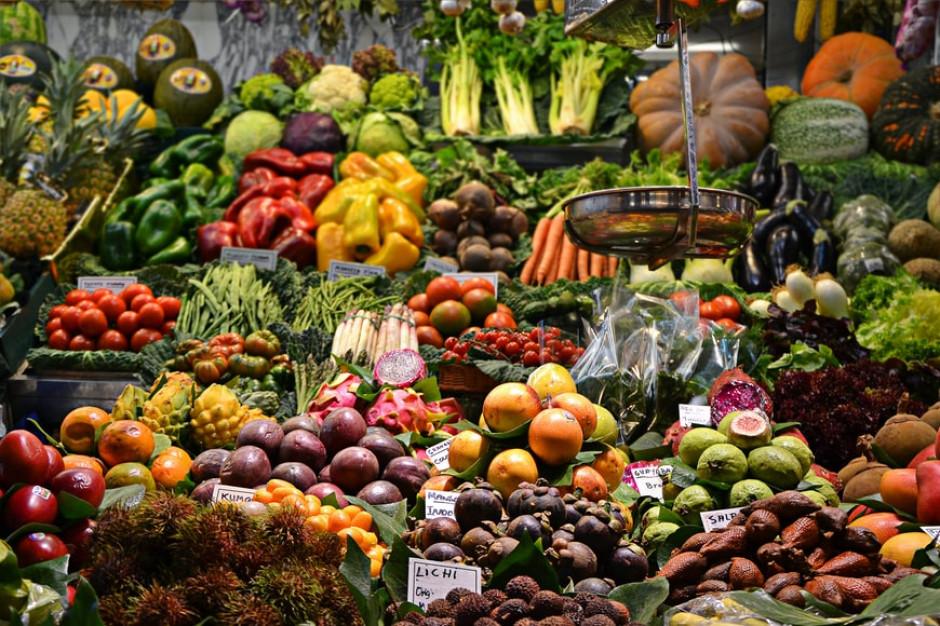 Inflacja w Niemczech. Owoce i warzywa stają się towarem luksusowym