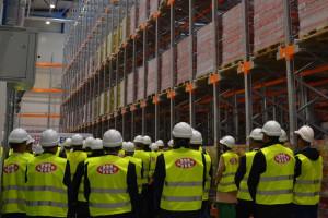 Zdjęcie numer 4 - galeria: Mlekovita otworzyła największe centrum logistyczne w mleczarstwie