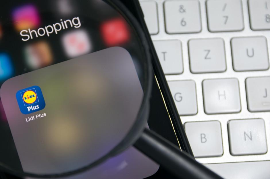 Aplikacja Lidl Plus nie dla urządzeń starszych niż Android 7