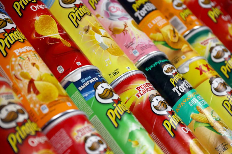 Kellogg's: w Kutnie uruchomiono czwartą linię produkcyjną Pringles