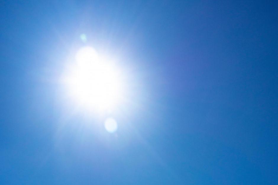 Niedziela bez opadów i słoneczna
