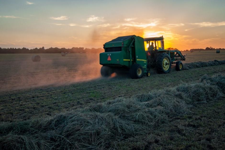 Pokazy zapomnianych prac w rolnictwie na festynie w Ciechanowcu