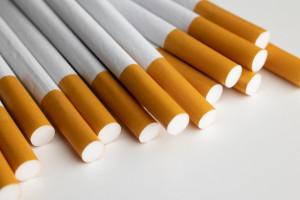 Nielegalne papierosy zamiast bakalii
