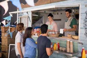 Pandemia wzmocniła format street food