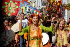 Glastonbury: Po festiwalu wzrosło stężenie narkotyków w rzece