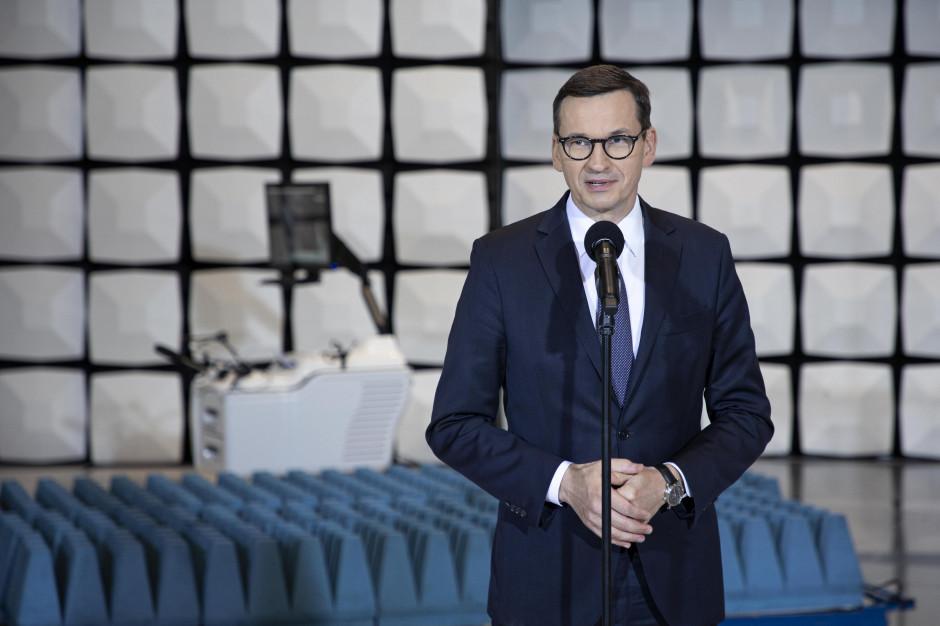Morawiecki: Komercjalizacja wynalazków piętą achillesową polskiej gospodarki