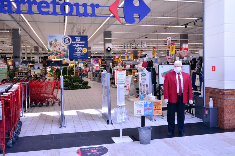 Carrefour w lokalu po Tesco w Galerii Echo. Jest wniosek do UOKiK