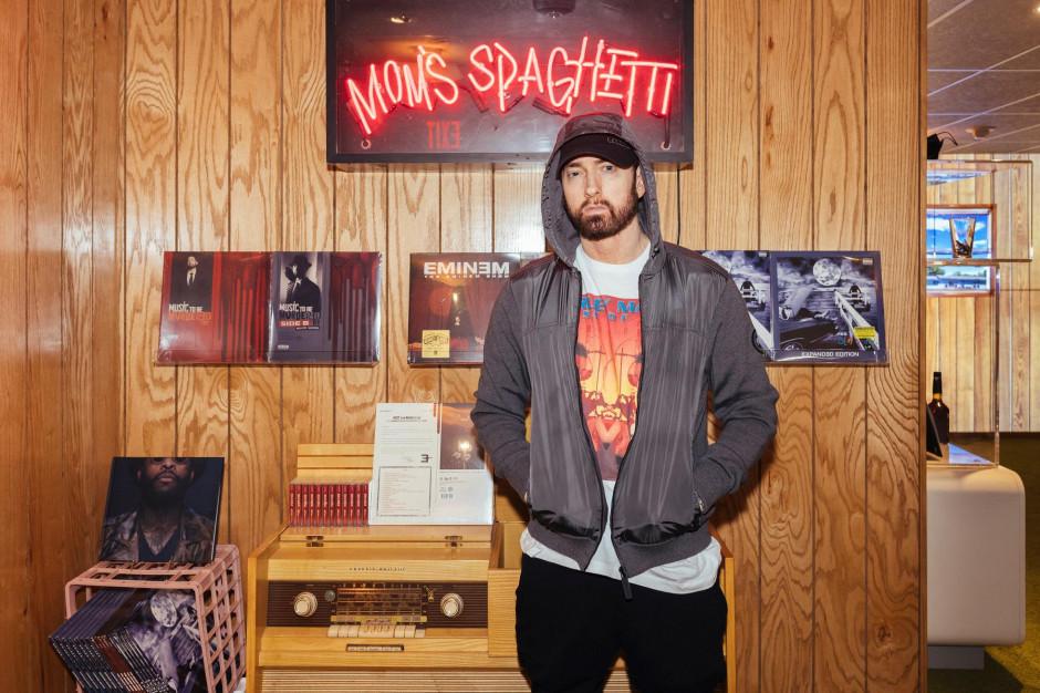 Eminem otworzył restaurację Mom's Spaghetti