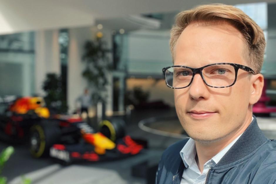 Red Bull Polska z nowym dyrektorem marketingu