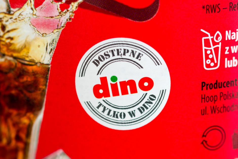 Ponad 1700 sklepów w sieci Dino