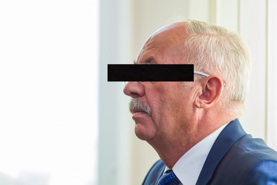 Henryk S. - skazany za łapówki. Uniewinniony za większość zarzutów