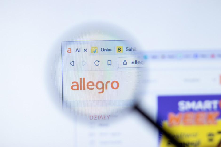 Allegro kupuje firmę kurierską. Będzie rozwijać dostawy tego samego dnia
