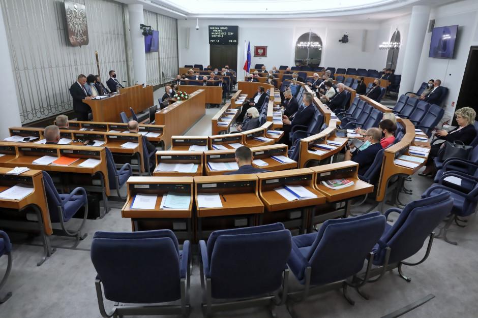 Ustawa antykorupcyjna przyjęta przez Senat