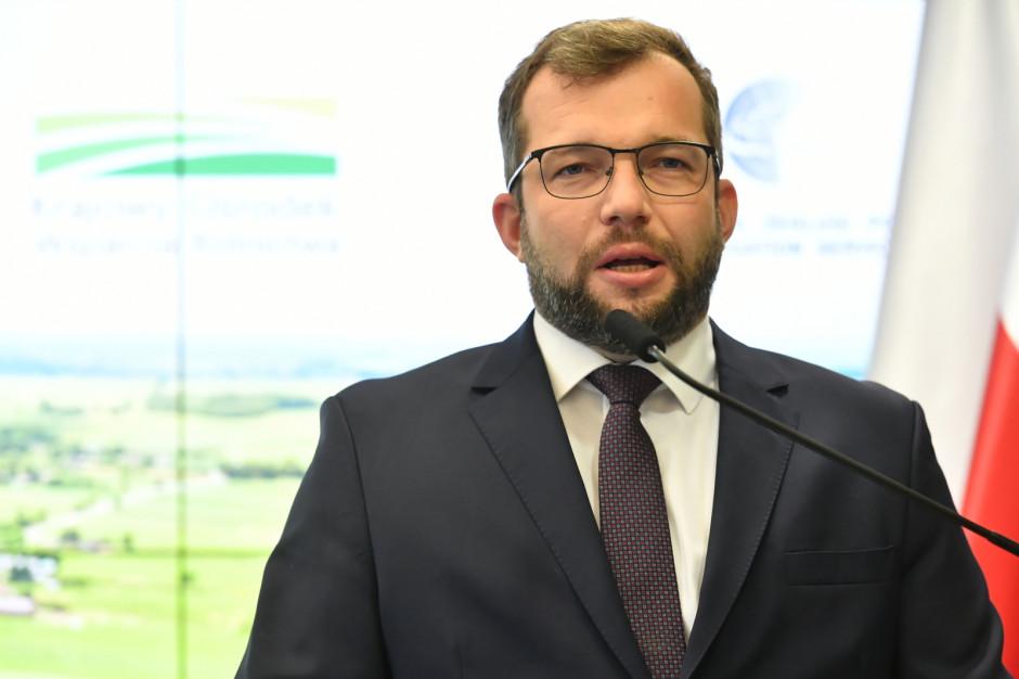Puda: Polski Ład wzmocni pozycję rolników w sporach z koncernami