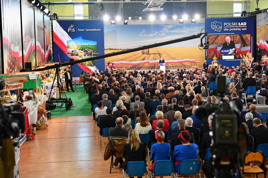 PiS proponuje rozwiązania dla rolnictwa w ramach Polskiego Ładu