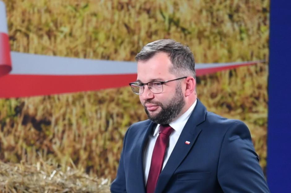 Minister Puda wie co zrobić, aby rolnicy zarabiali więcej