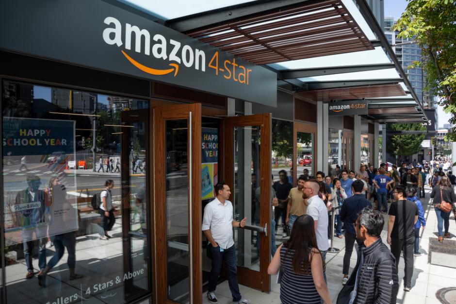 W. Brytania: otwarto pierwszy czterogwiazdkowy sklep Amazona w Europie