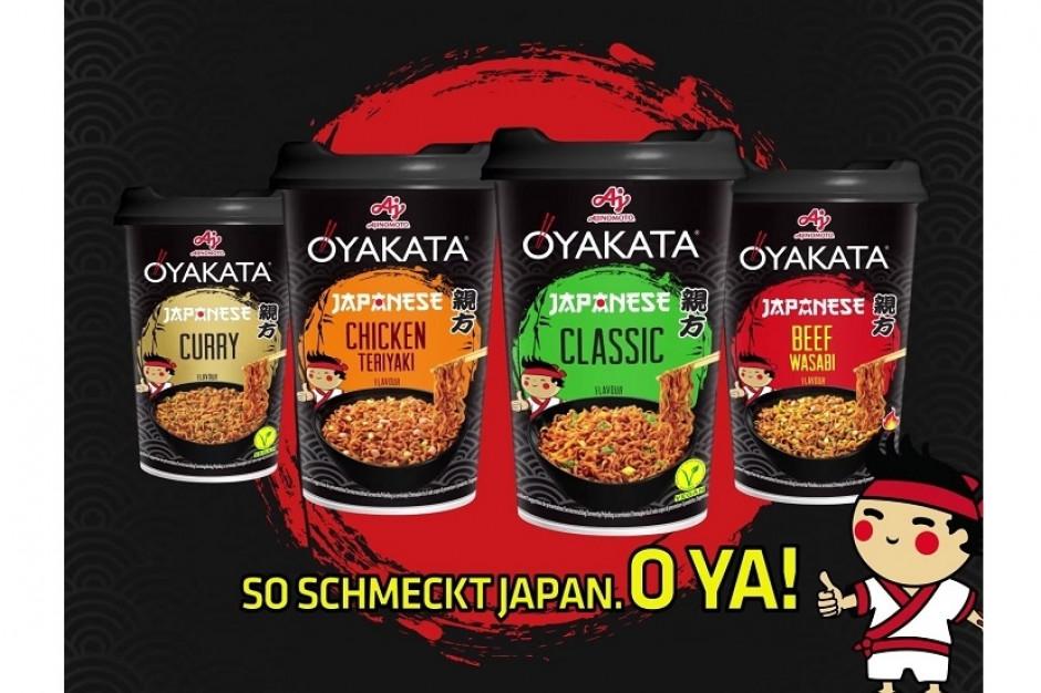 Ajinomoto promuje markę Oyakata na pięciu rynkach