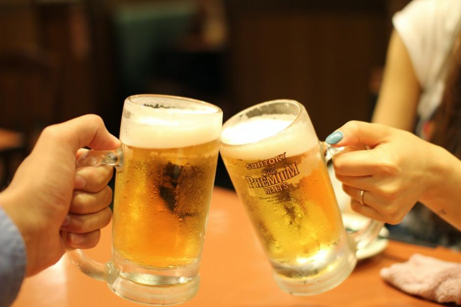 Wzrost akcyzy na piwo spowoduje spadek jego spożycia