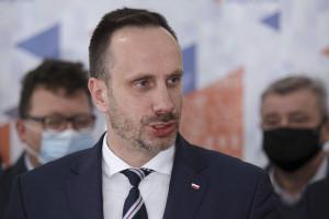 Janusz Kowalski: Podwyżki cen paliw, energii i gazu to wina UE