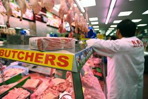 Dlaczego Brytyjczycy jedzą mniej mięsa?